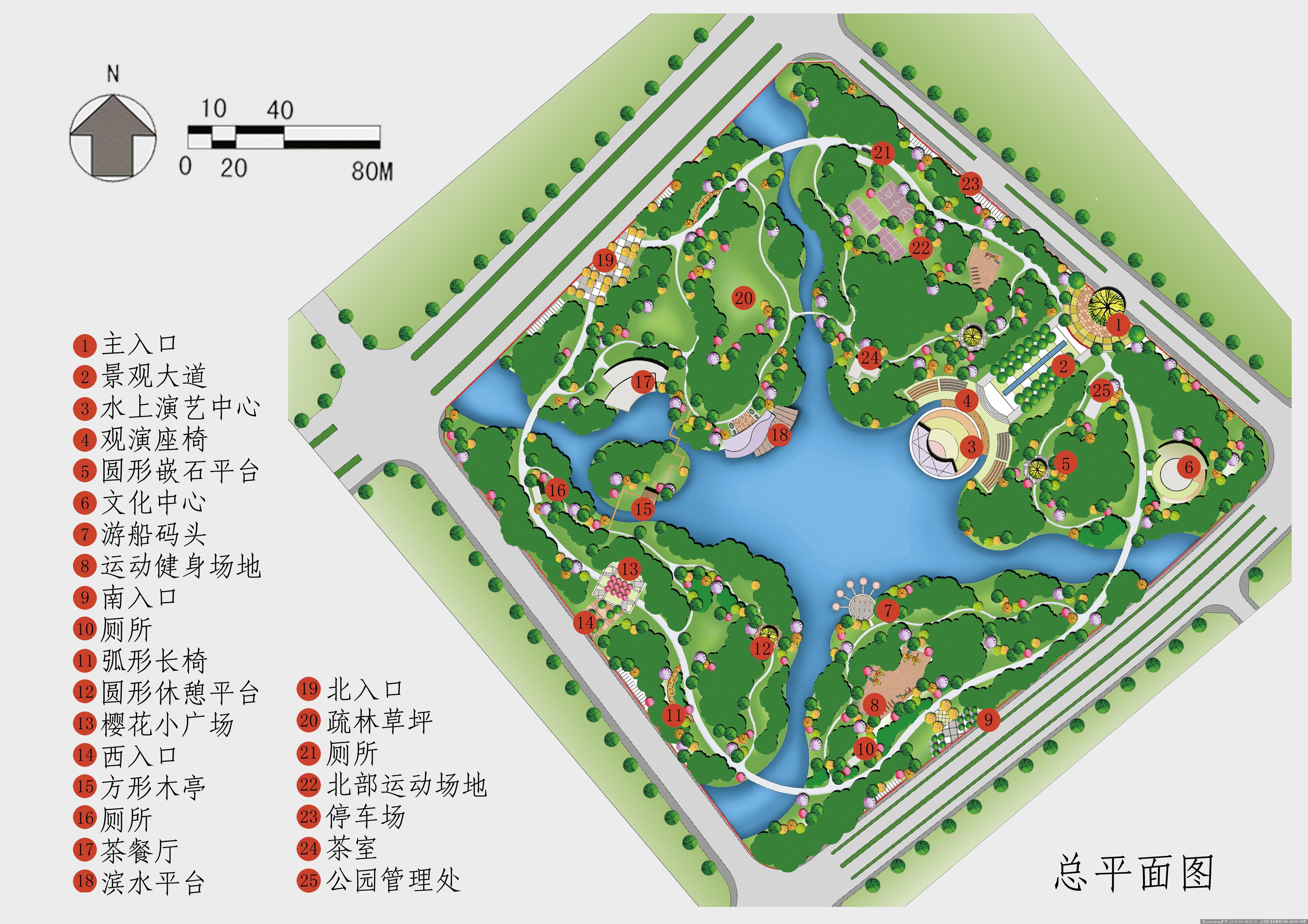 城市公园设计